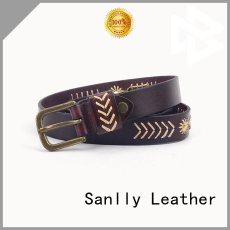 durable mens western leather belts quality for wholesale for girls