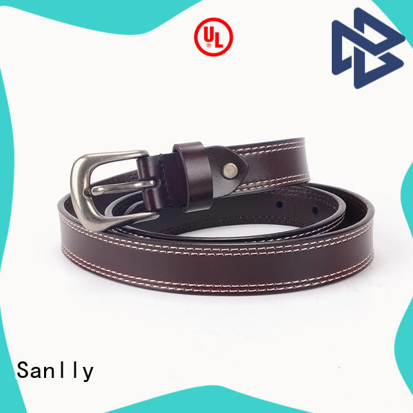 latest quality mens belts fashion ODM for girls