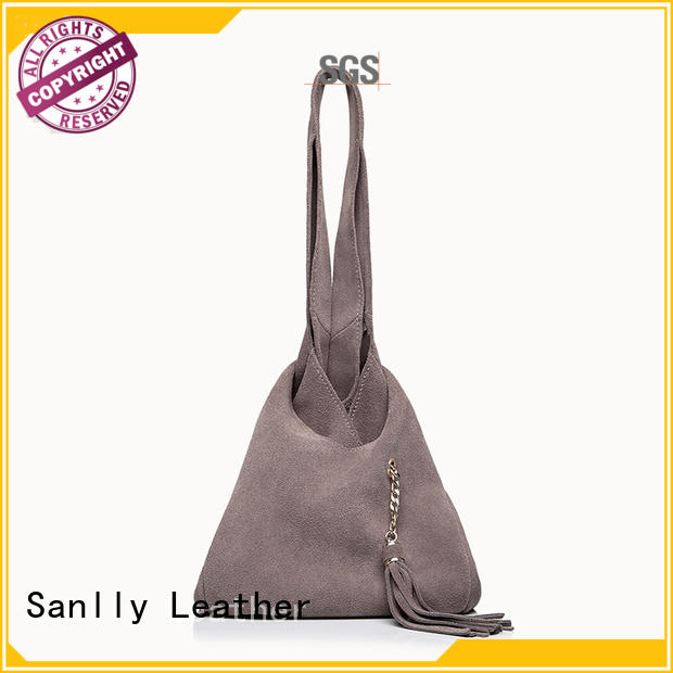 durable womens leather tote bag small customization for single shoulder