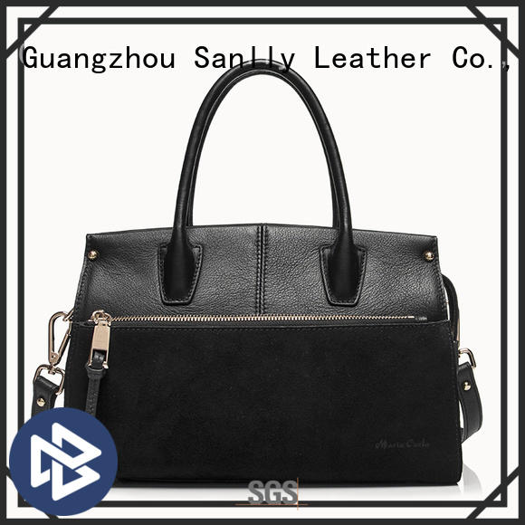 Sanlly Wholesale genuine leather bags for wholesale