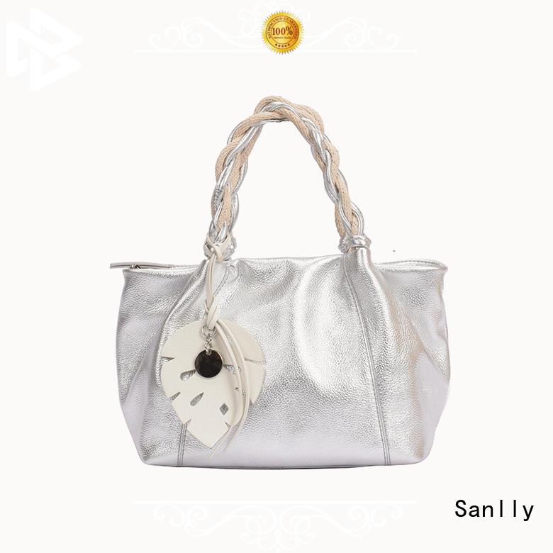 Sanlly womens lady bag bulk production