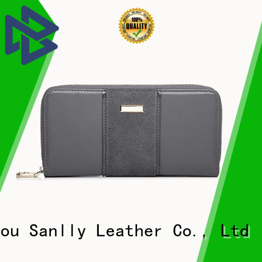 Sanlly Wholesale small purse wallet free sample for modern women