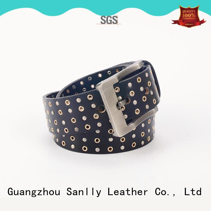 Sanlly mens mens western leather belts get quote for modern men