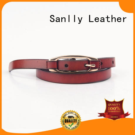 durable men's leather belts needle bulk production for shopping