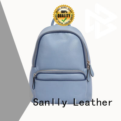 ladys best leather backpack womens ODM for girls