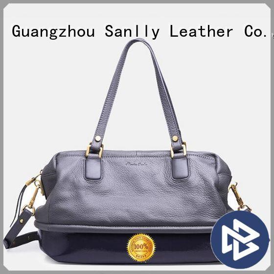 Custom cream handbags tote Suppliers for winter