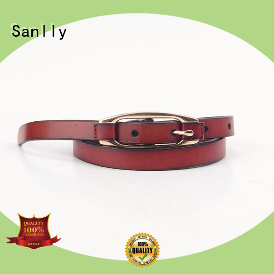 Sanlly on-sale best mens leather belts bulk production for shopping