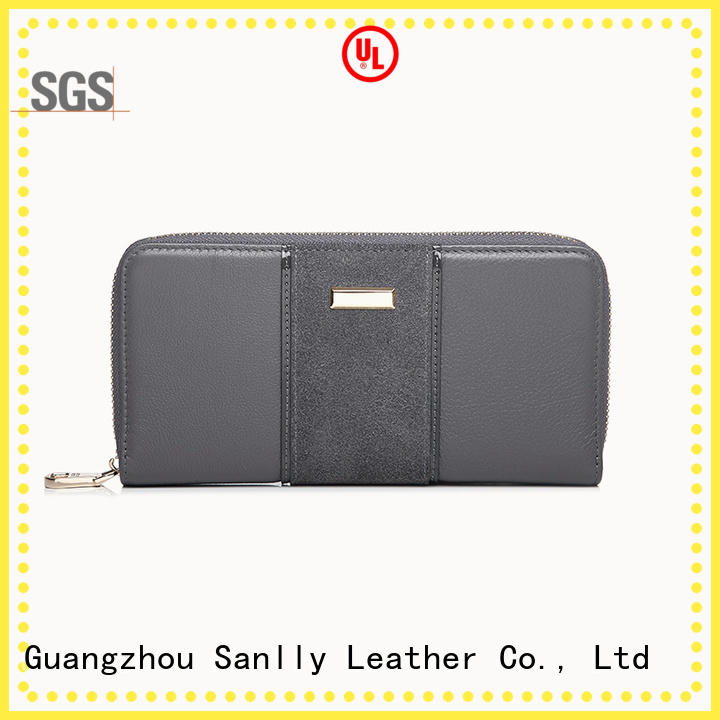 Sanlly classic unique womens wallets supplier for women