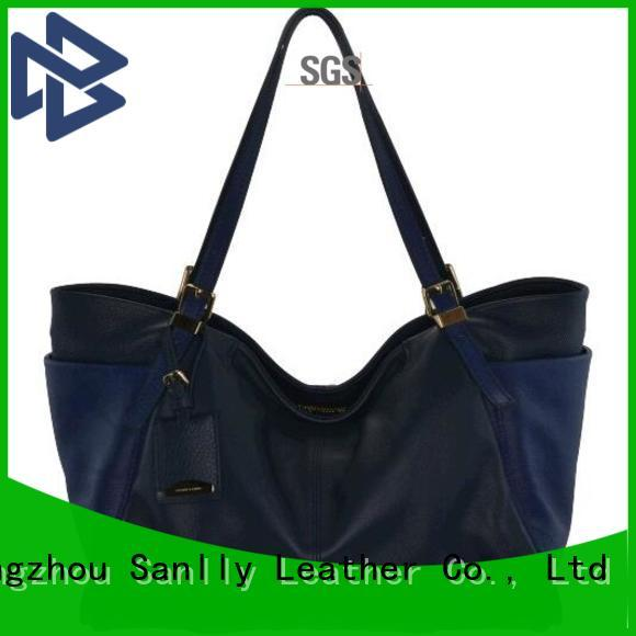 Sanlly New ladies brown handbags manufacturers for summer