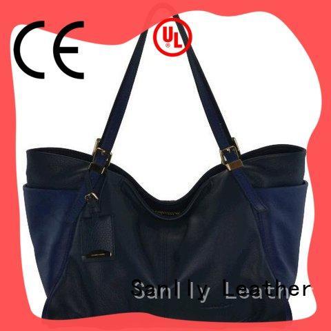 custom ladies leather handbags handbag leopard haircalf design for fashion