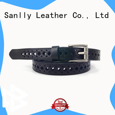 Sanlly shining ladies waist belts online Supply