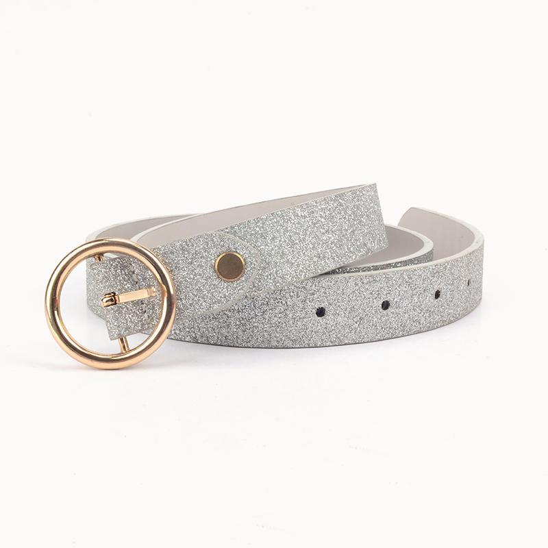 Party Shining Design Women's Fashion Belt