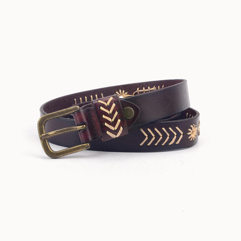 Stylish Leather Belt For Men