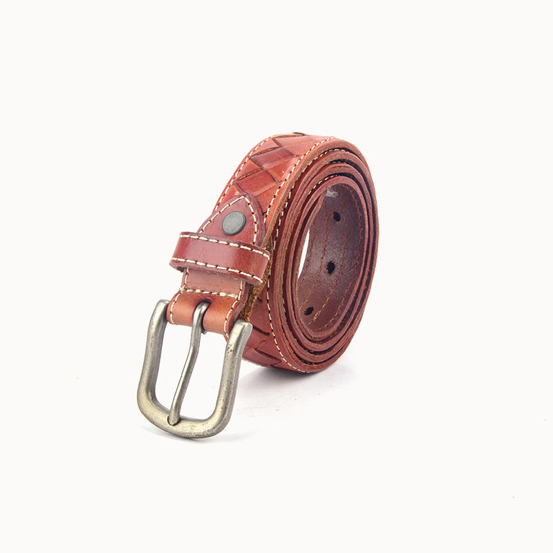 Another Cool Style Leather Belt For Men