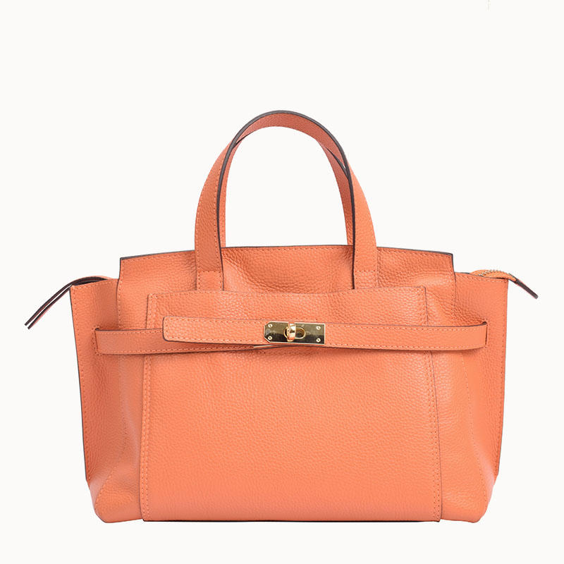 Top Grain Leather New Design Genuine Leather Handbags tote bag for women fashion handbag for ladies
