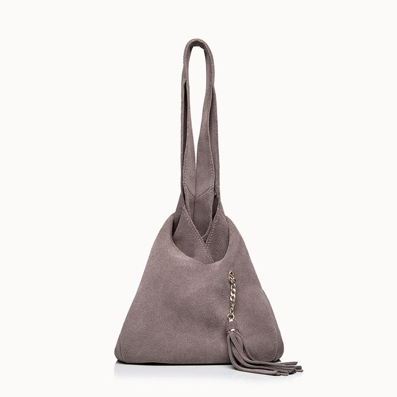 Girlish Style Bags In Suede Leather/ Sling bag for ladies