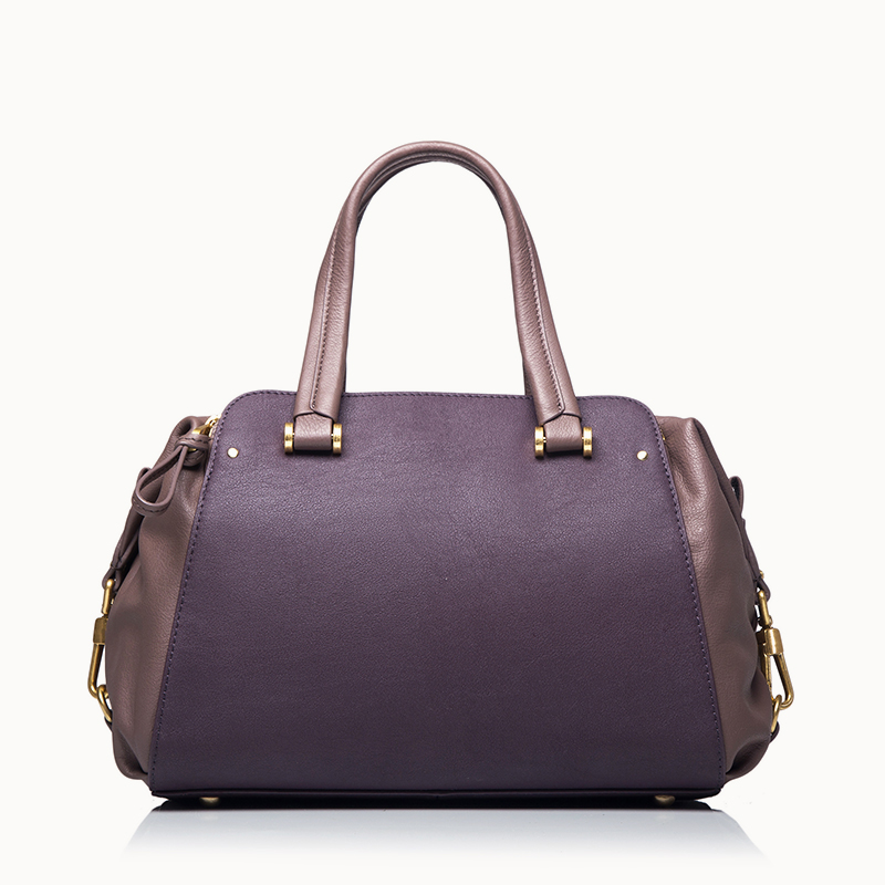 Sanlly Best leather satchel bulk production for fashion-1
