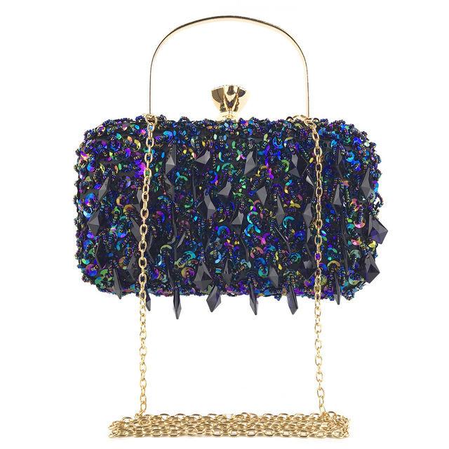 High-fashion Evening Bag For Ladies /Mini crossbody/Frame bag/Chain handbag