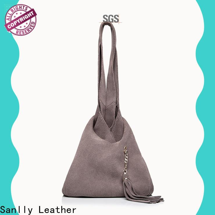 Custom ladies bag design leather factory for women