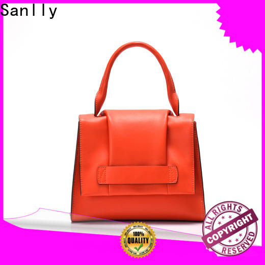 Sanlly High-quality expensive handbags stylish for summer
