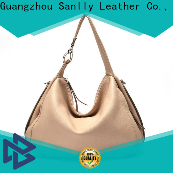 Sanlly daily small black side bag company for women