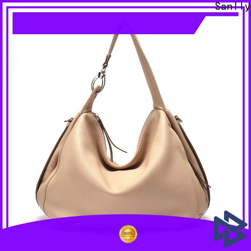 Sanlly handbags best leather bags for business for women