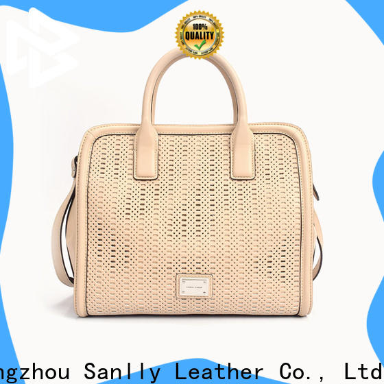Sanlly high quality nice bag brands company for summer