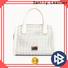 Sanlly custom ladies leather shoulder bag Supply for summer