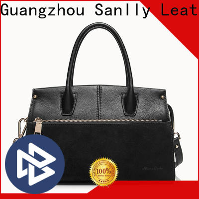 Sanlly favorable in price ladies hand bag online Supply for winter