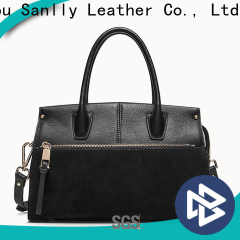Custom fashion shoulder bag real Suppliers for women