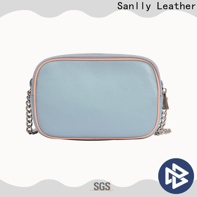 Sanlly classic crossbody satchel factory for shopping