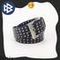 Sanlly real belt design for man for business for men