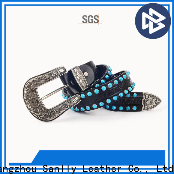Sanlly shining thin womens belt Suppliers