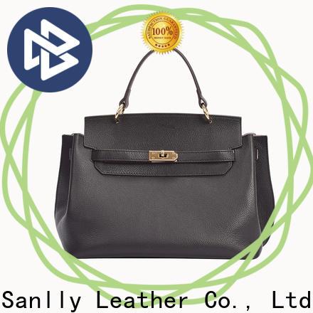 Sanlly bags womens leather purses handbags free sample for modern women