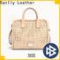 Sanlly custom handbags company for fashion