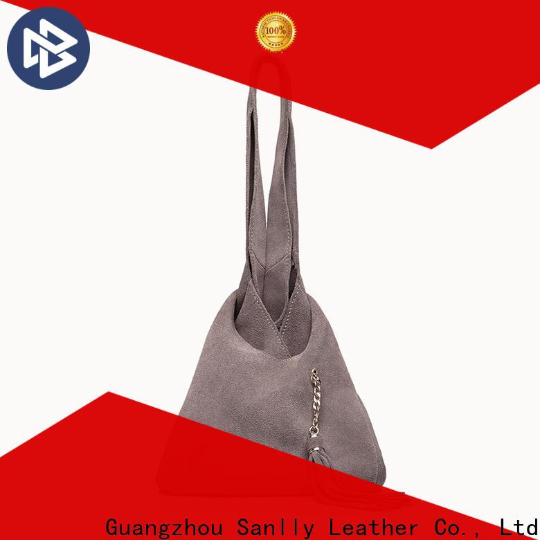 Sanlly wristlet black shoulder clutch bag manufacturers for fashion