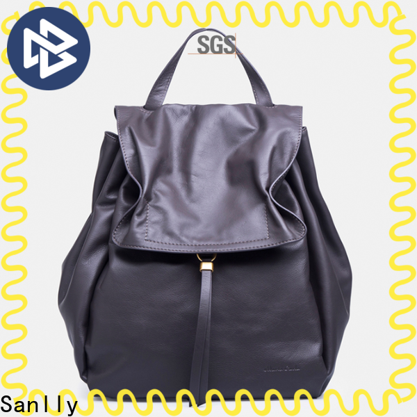Sanlly Top custom handbags Supply for shopping