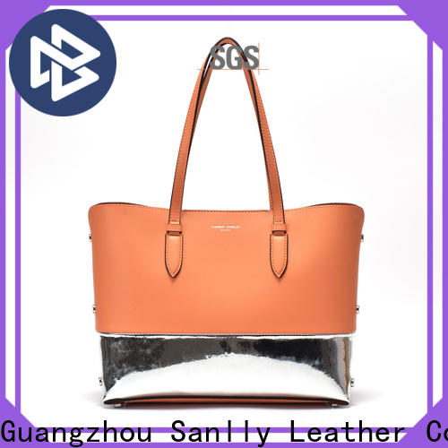 Sanlly Custom custom handbags Supply for fashion