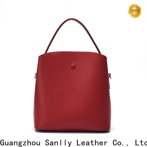 Sanlly at discount new ladies bag customization for shopping
