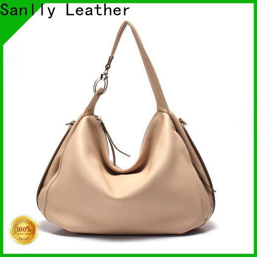 Sanlly Wholesale designer hobo bag bulk production for shopping