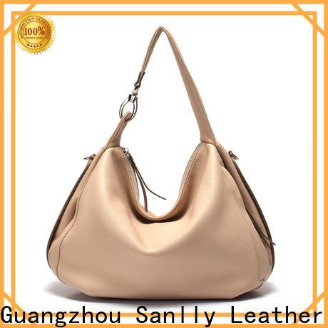 Sanlly Breathable shop leather handbags factory