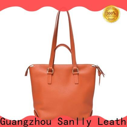 Sanlly latest pure leather purse manufacturers for modern women