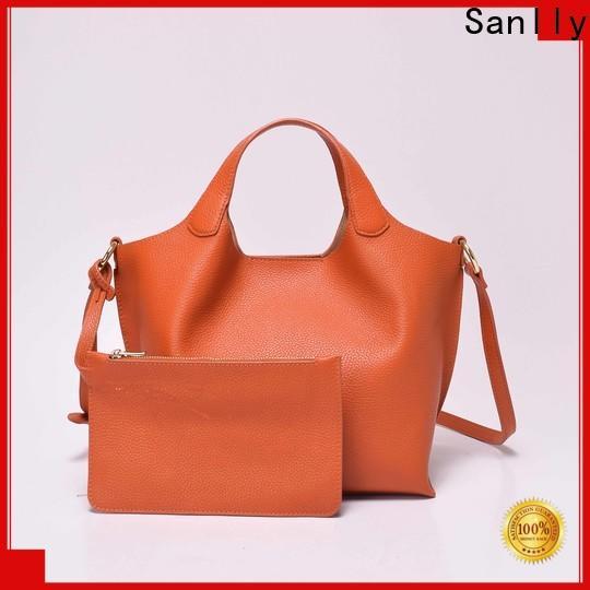 funky medium leather purse work factory