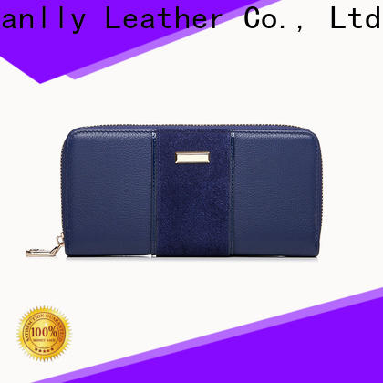 Sanlly lady red wallet for ladies company for women
