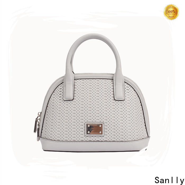Sanlly oem handbags manufacturers for shopping