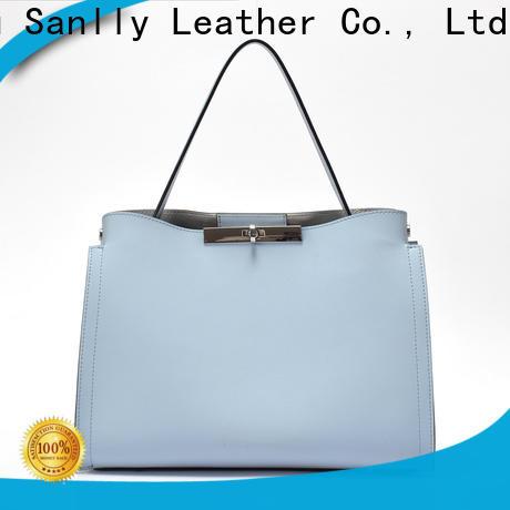 Sanlly custom handbags manufacturers for shopping