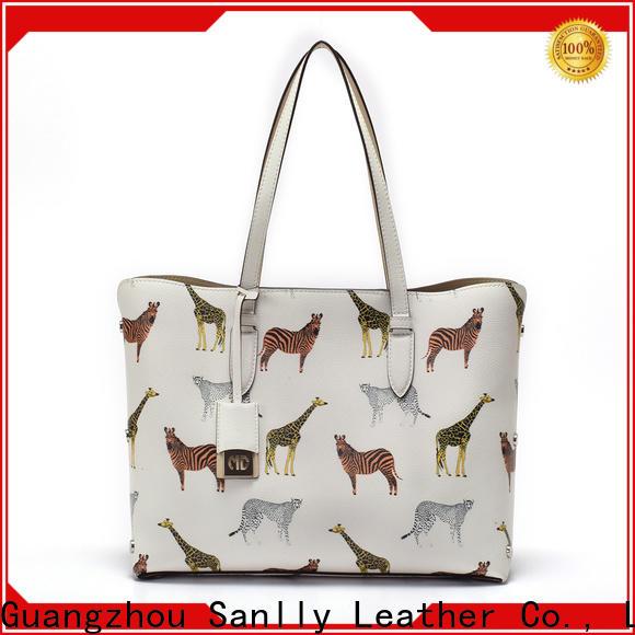 Sanlly High-quality custom handbags Supply for shopping