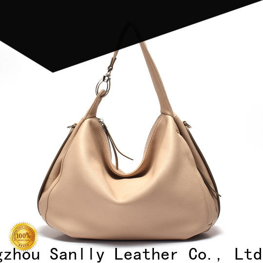 Sanlly custom handbags Suppliers for shopping