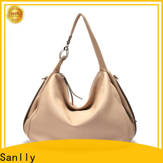 Sanlly New bags leather handbags company for summer