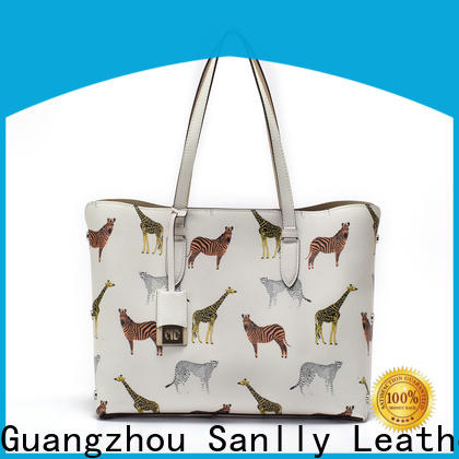 Sanlly durable branded canvas bags Suppliers for shopping